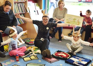 Storytime Sessions at South Shields