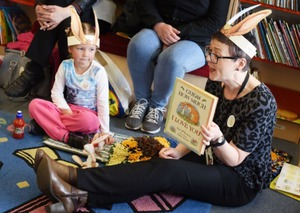 Storytime Sessions at South Shields 2