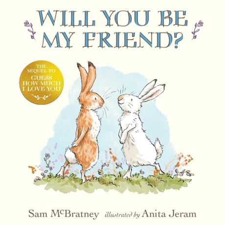 Us will you be my friend book detail