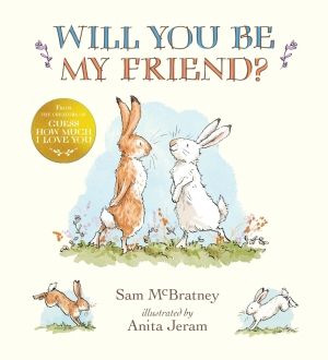 Will you be my friend book listing